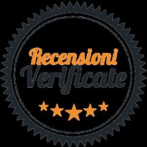 recensioni verificate transparent